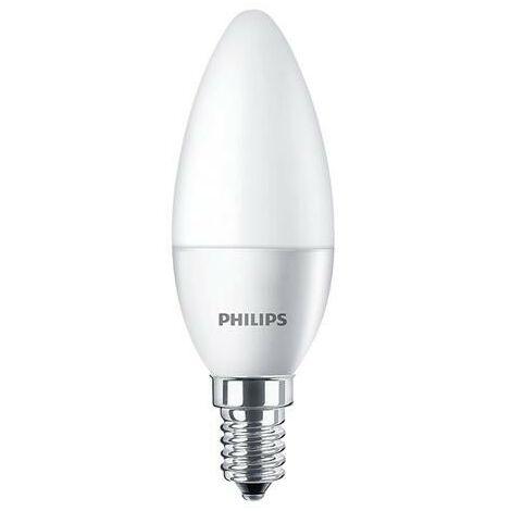 LAMPARA LED VELA E14 5,5W 4000K