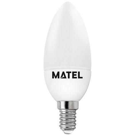 LAMPARA LED VELA E14 LC - MATEL - 5 W - 21840..