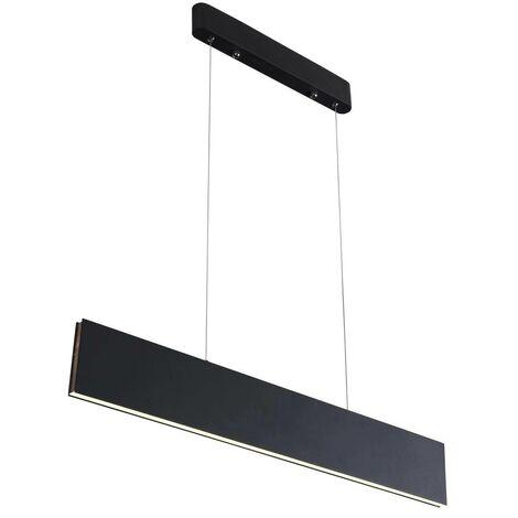 Lámpara lineal LED colgante 120cm ultra slim 40W 3000K