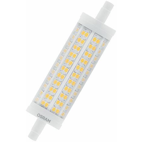 Lámpara lineal Led Line regulable R7s 17,5W 2700°K 2452Lm (Osram 4058075432574)
