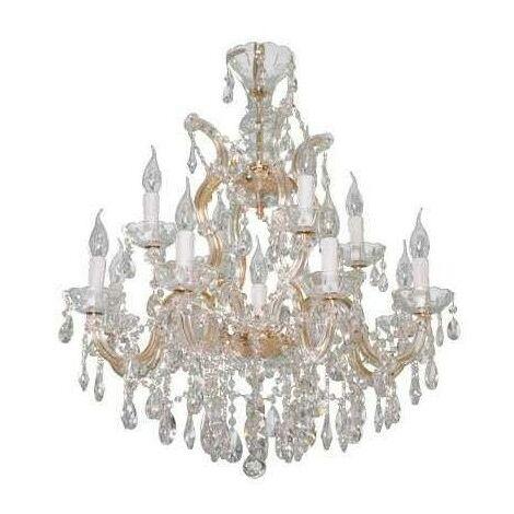 Lámpara Maria Teresa Innsbruck Oro 13xe14 85x68