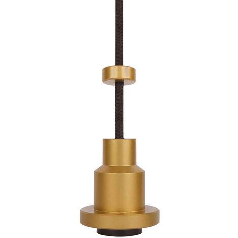 Lámpara modular de suspensión \'PenduLum\' edición Vintage 1906 Osram negro (003194)