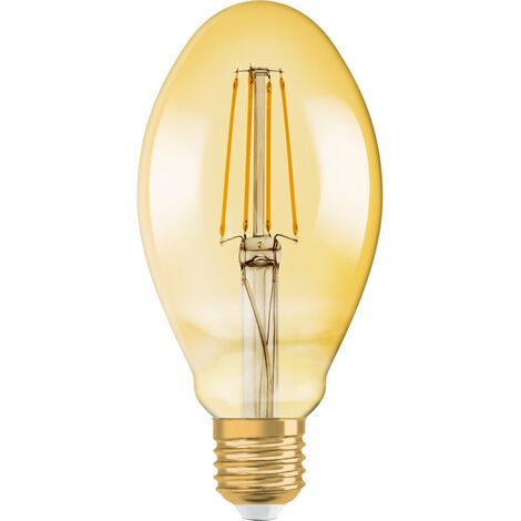Lámpara oval filamento Led edición Vintage 1906 Osram 4,5W E27 470Lm (4058075091979)