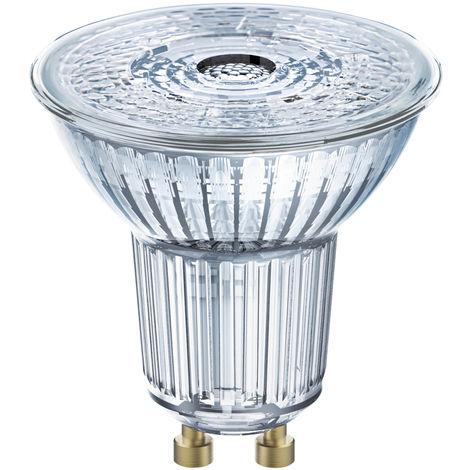 Lámpara PAR16 Led PARATHOM DIM regulable GU10 8W 2700°K 60° (Osram 4058075095540)