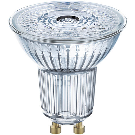 Lámpara PAR16 Led PARATHOM DIM regulable GU10 8W 2700°K 60° (Osram 4058075449206)