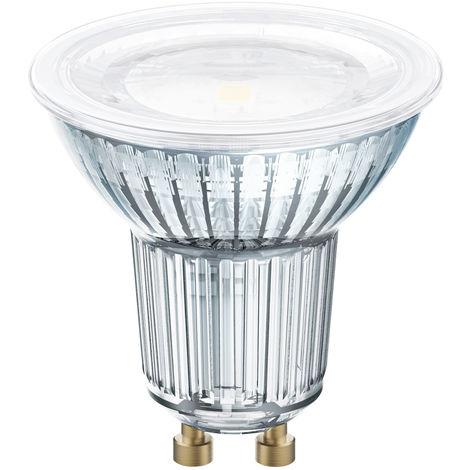 Lámpara PAR16 Led PARATHOM DIM regulable GU10 8W 3000°K 120° (Osram 4058075095588)