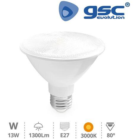 Lámpara PAR30 13W E27 3000K IP65