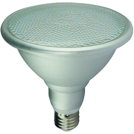 Lámpara PAR38 Led SMD E27 18W 6000°K 1600Lm 120° 124.5x127mm. (GSC 2003533)