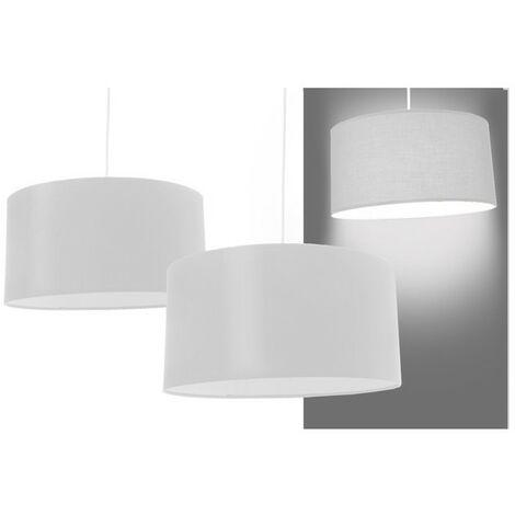 Lámpara para techo redonda blanca Pequeño