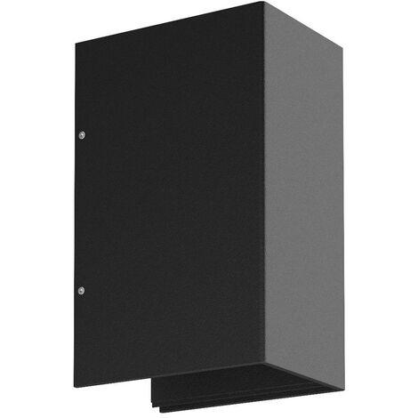 Lámpara pared LED luz bilateral Kimian, exterior