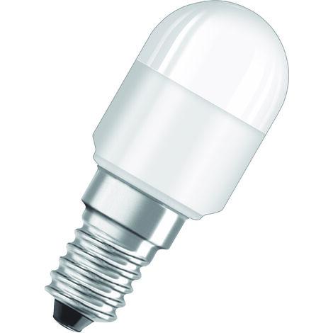 Lámpara pebetera Led E14 2,2W 2700°K 200Lm 170° 25x63mm. (Osram 961272) (Blíster)