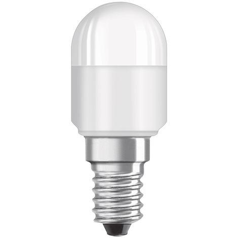 Lámpara pebetera Led E14 2,3W 2700°K 200Lm 25x63mm. (Osram 4052899961289)
