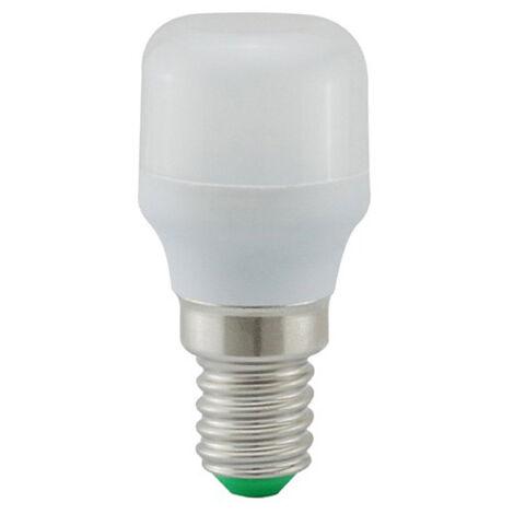 Lámpara pebetera Led frigoríficos y máquinas de coser E14 2W 4000°K (F-Bright 2601435)