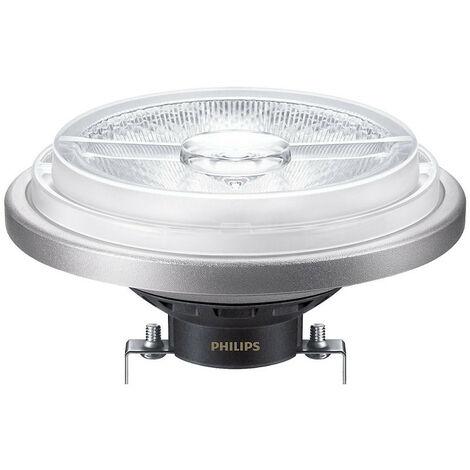 Lámpara Philips LED AR111 MAS ExpertColor 10W 3000K G53 24° MLR1115093024X