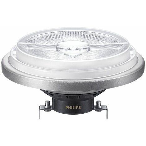 Lámpara Philips LED AR111 MAS ExpertColor 15W 3000K G53 40° MLR1117593040X