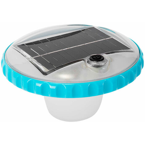 Lampara Pisc. Solar Intex Flot