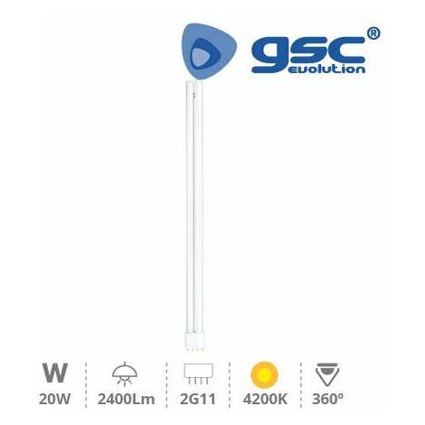 Lámpara PL LED 20W 2G11 4200K