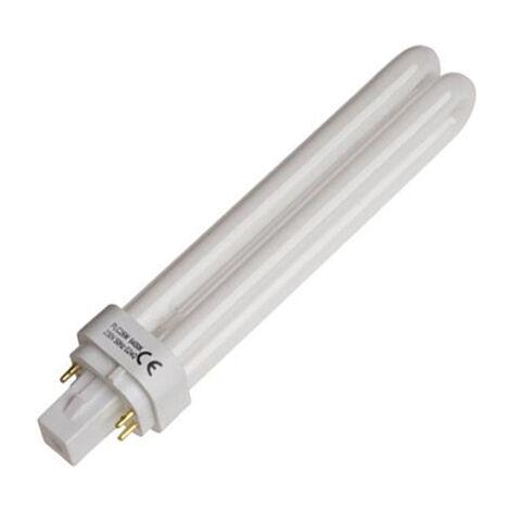 Lámpara PLC G24d-4 PIN económica 26W 4200°K (GSC 2000308)