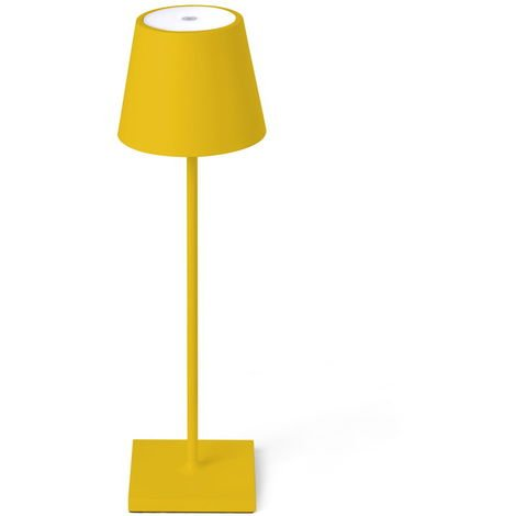 Lámpara portátil exterior LED Toc (2,2W)
