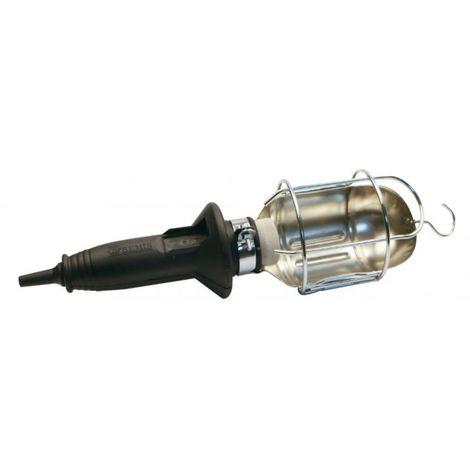 Lámpara portátil para bombillas E27 sin cable