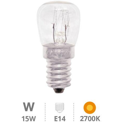 Lámpara PYGMY Clara 15W E14 230V Ø22mm 85 Lm