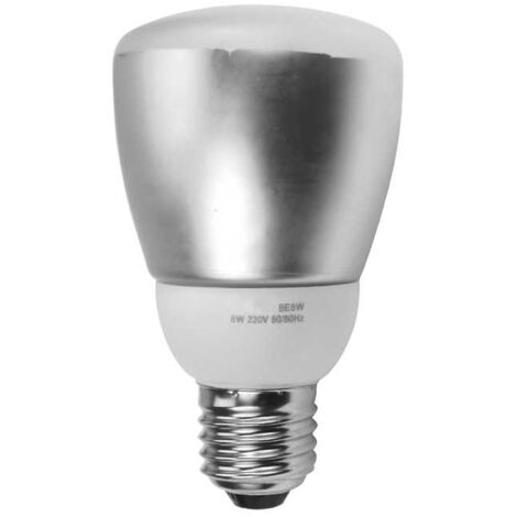 Lámpara reflectora bajo consumo E14 11W 220V 2700°K 280Lm (General Electric 10707)
