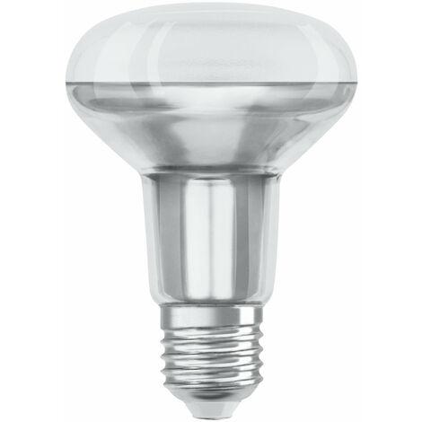 Lámpara reflectora cristal Led Star R80 E27 4,3W 2700°K 345Lm (Osram 4058075433304)
