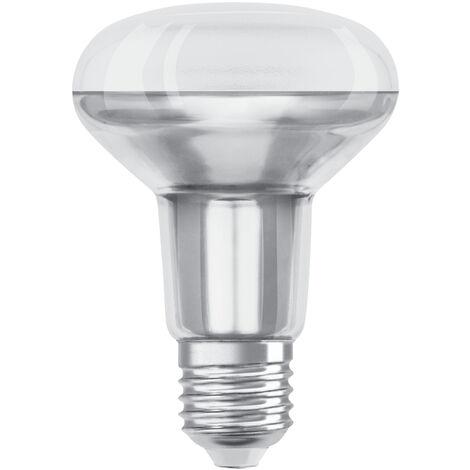 Lámpara reflectora cristal Led Star R80 E27 9,1W 2700°K 670Lm 36° (Osram 4058075433267)