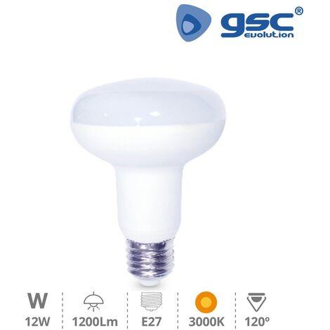 Lampara reflectora R90 12W E27 2700K