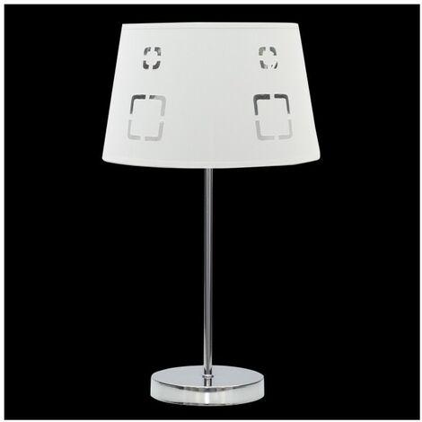 Lámpara Sobremesa Celaya 1xe14 Blanco de FABRILAMP.