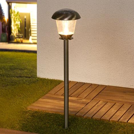 Lámpara solar LED Nela para jardín
