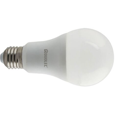 LAMPARA STANDARD E27 10W 6400K