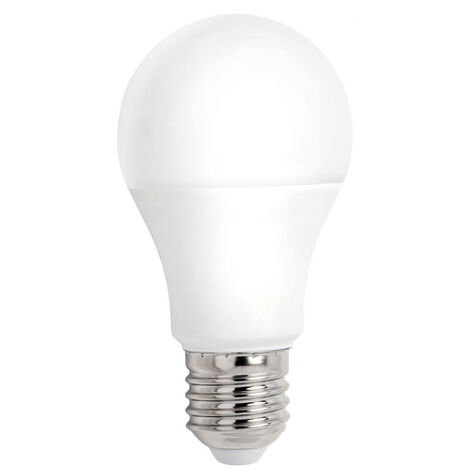 Lámpara standard Led E27 10W 3000°K 800Lm 270° 110x60mm. (Spectrum WOJ13902)