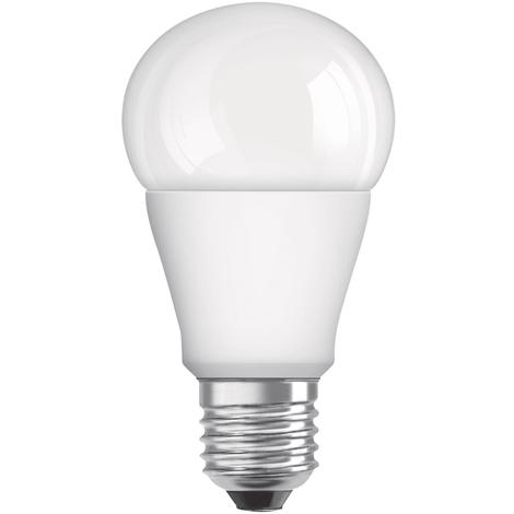 Lámpara standard Led E27 10W 4000°K 1055Lm 200° 60x110mm. (Osram 282995) (Blíster)