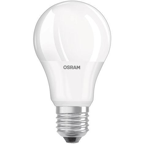 Lámpara standard Led E27 10W 4000°K 1060Lm 60x110mm. (Osram 4052899973404)