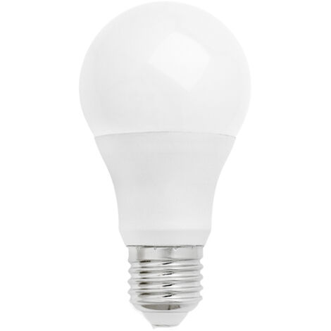 Lámpara standard Led E27 10W 6000°K 880Lm 270° 60x110mm. (Spectrum WOJ13901)