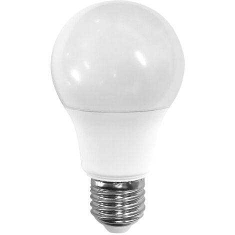 Lámpara standard Led E27 10W 6400°K 850Lm 220° 60x115mm. (DH 81.195/DIA)