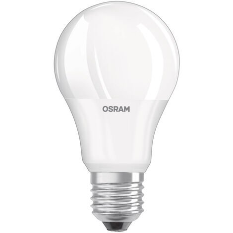 Lámpara standard Led E27 10W 6500°K 1080Lm 60x115mm. (Osram 971035)