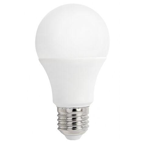 Lámpara standard Led E27 7W 3200°K 500Lm 270° 110x60mm. (Spectrum WOJ13900)