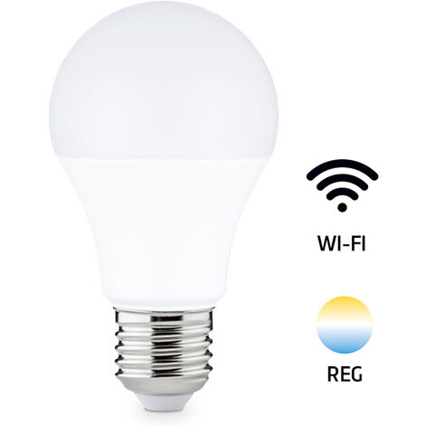 Lámpara standard Led Smart regulable en intensidad y temperatura (GSC 002003399)