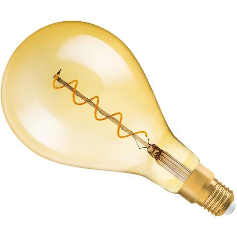 Lámpara standard XL filamento Led edición Vintage 1906 Osram E27 5W 2000K 300Lm (4058075091993)