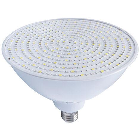 Lámpara subacuática LED para piscina que enciende el color RGB que cambia 45w E27