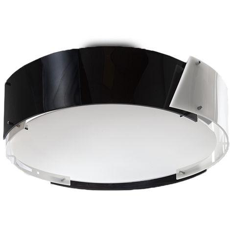 Lámpara Techo Argus 4 X E27 (Sin Bombillas) Negro [LTW-99-197-67-810] | Sin Bombilla/Ver Accesorios (LTW-99-197-67-810)