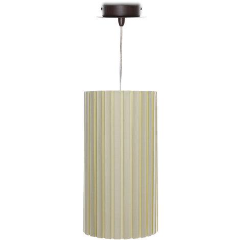 Lámpara Techo Elos Crema Grande 1 X E14 (Sin Bombilla) [LTW-66-071-60-143] | Sin Bombilla/Ver Accesorios (LTW-66-071-60-143)