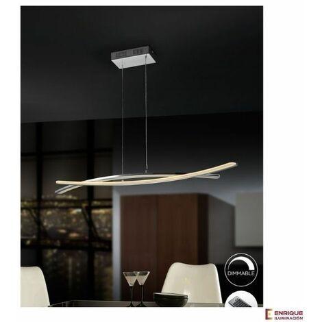 """main image of """"Lámpara techo led de diseño Linur en aluminio de Mantra"""""""