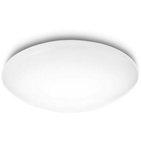"""Lámpara Techo """"Suede"""" Blanco LED 4 x 5W 1800Lm 6500k [PH-318023116] (PH-318023116)"""