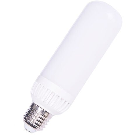 Lámpara tubular Cornlight Led E27 10W 6000°K 1055Lm 360° 147mm. (GSC 2002395)