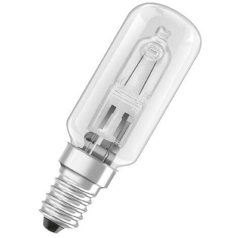Lámpara tubular Halolux T para frigoríficos 40W E14 26x80mm. (Osram 204486)