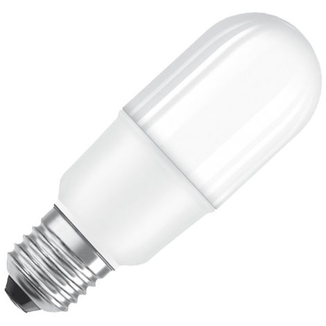 Lámpara tubular Led E27 7W 4000°K 41x115mm. (Osram 4058075815933) (Blíster)