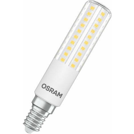 Lámpara tubular Led regulable Special T E14 6W 2700°K 806Lm (Osram 4058075449732)